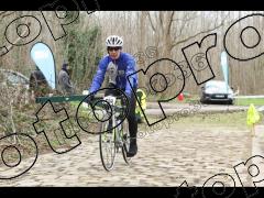 La Jacques Gouin 2020  la route des pavés près de Loutteville